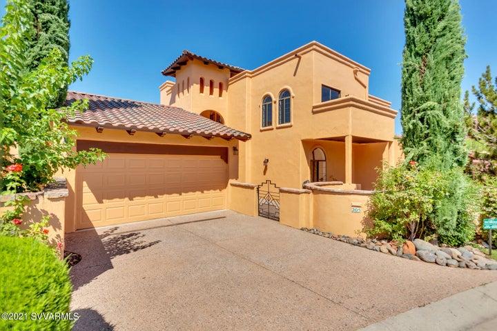 205 Ridge Trail Drive, Sedona, AZ 86351
