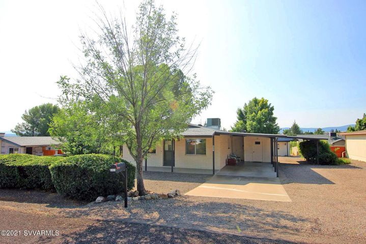 Solid mason home on .21 ac. with views