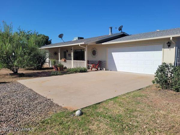 1608 N Boot Hill Drive, Camp Verde, AZ 86322