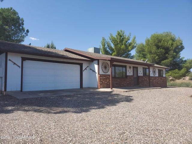 1863 E Burro Circle, Cottonwood, AZ 86326