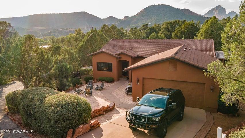 55 Cactus Drive, Sedona, AZ 86336
