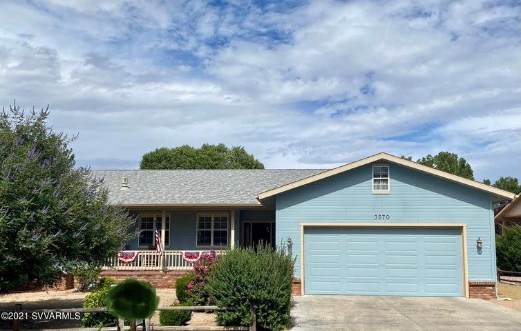3570 E Montezuma Ave, Rimrock, AZ 86335