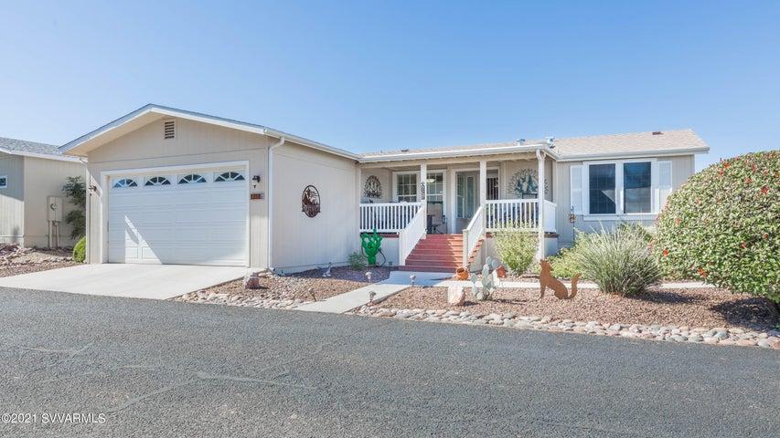1286 W Hogan Drive, Cottonwood, AZ 86326