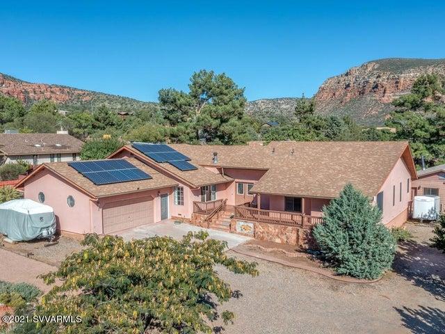 40 Ridgecrest Drive, Sedona, AZ 86351
