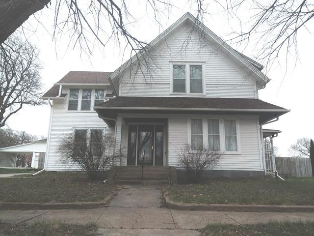 109 N WALNUT Street, AVOCA, IA 51521