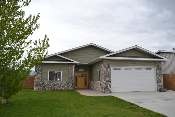 476 4th Avenue West, Ranchester, WY 82801