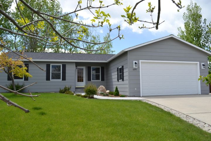 1874 North Heights Place, Sheridan, WY 82801