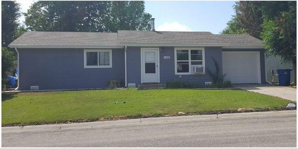 1418 Holmes Avenue, Sheridan, WY 82801