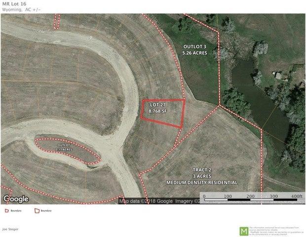 375 Legacy Road, (Lot 27), Sheridan, WY 82801