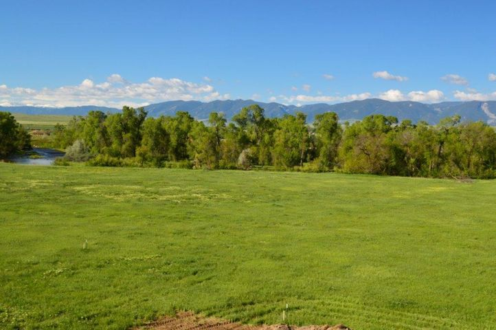 496 Brook Street, (Lot 8), Ranchester, WY 82839