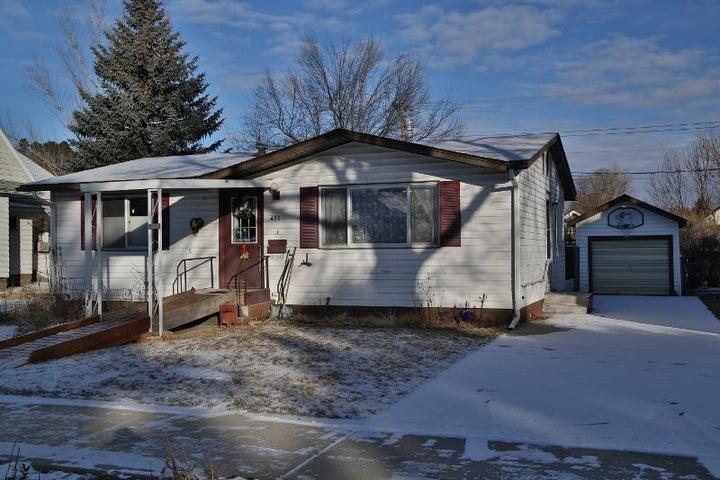 437 W Brundage Street, Sheridan, WY 82801