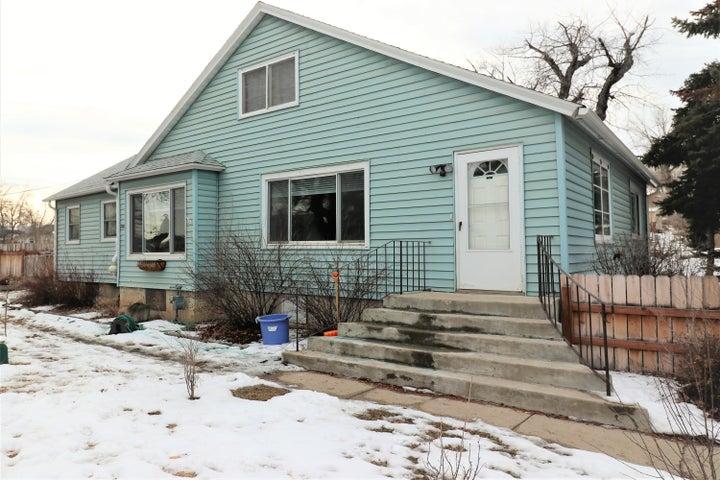 168 W 4th Street, Sheridan, WY 82801