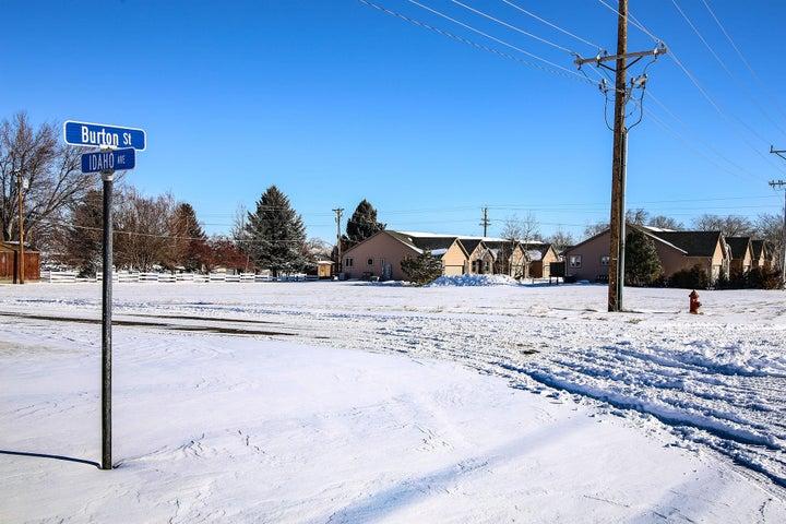 TBD Idaho Street