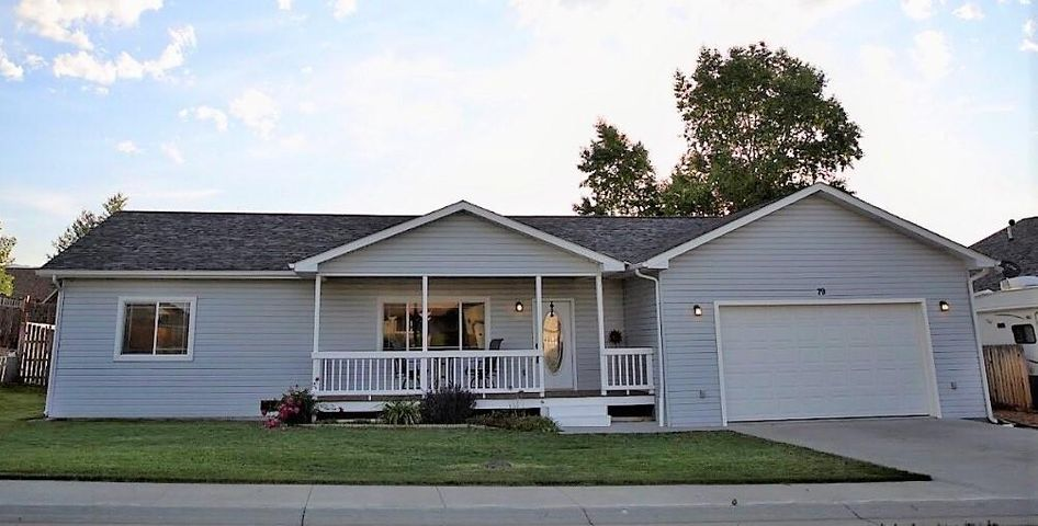 79 Eagle Rock Drive, Dayton, WY 82836