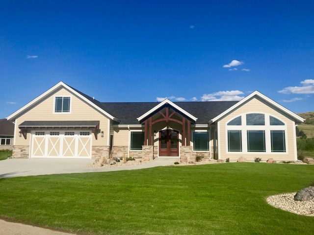 25 Canyon View Drive, Sheridan, WY 82801