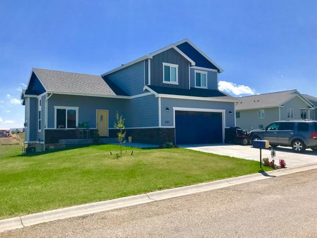 501 S Pinnacle Drive, Buffalo, WY 82834