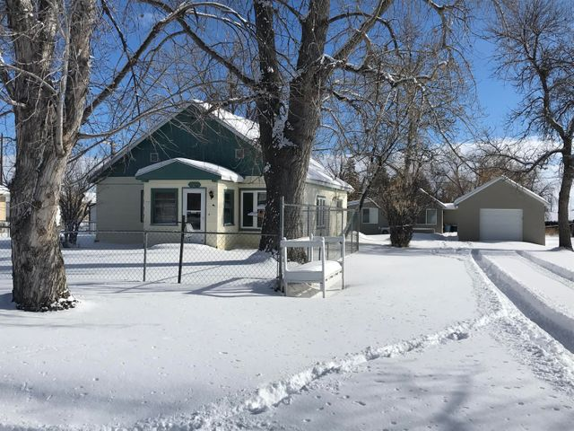 967 N Adams Avenue, Buffalo, WY 82834