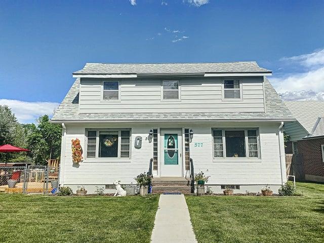 577 N Burritt Avenue, Buffalo, WY 82834