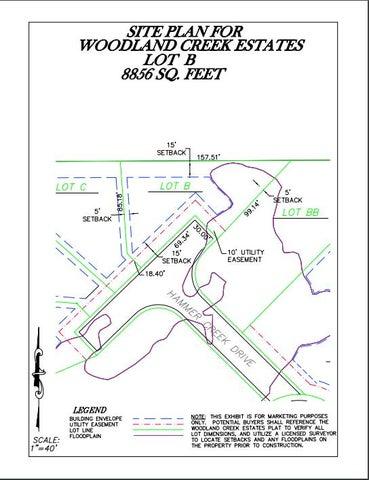 Hammer Creek Drive, Lot B, Sheridan, WY 82801