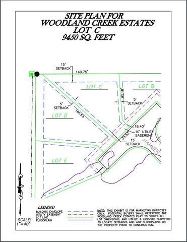 Hammer Creek Drive, Lot C, Sheridan, WY 82801