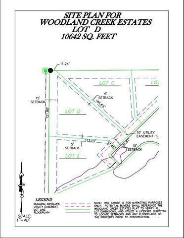 Hammer Creek Drive, Lot D, Sheridan, WY 82801