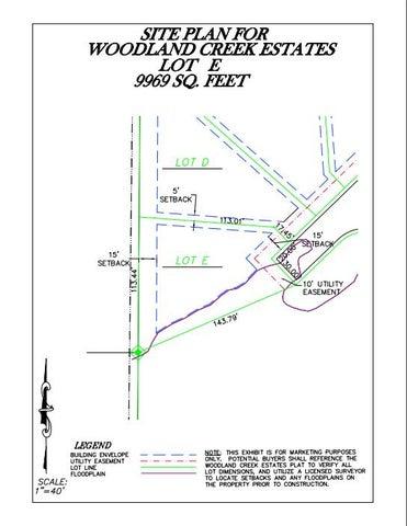 Hammer Creek Drive, Lot E, Sheridan, WY 82801