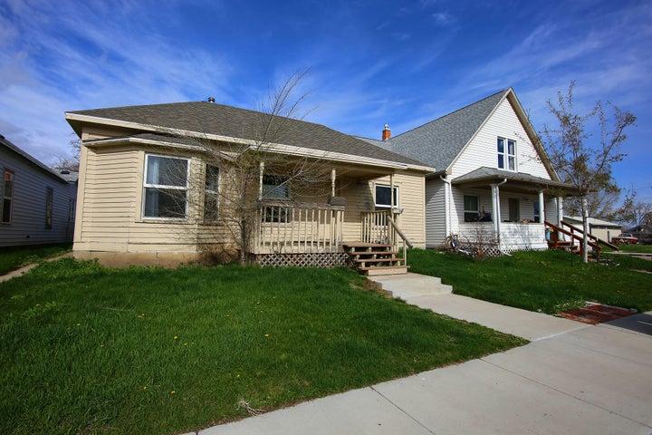 204 S Custer Street, 204 AND 212, Sheridan, WY 82801