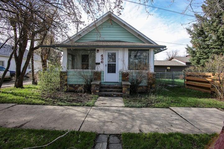 436 E 3rd Street, Sheridan, WY 82801