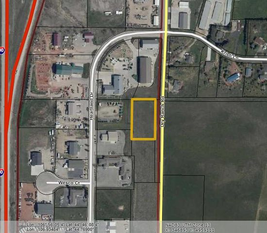 Tract 1 Dry Ranch Road, Sheridan, WY 82801