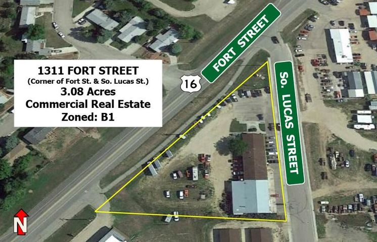 1311 Fort Street, Buffalo, WY 82834