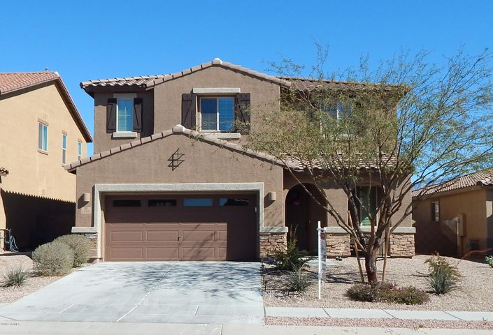 Lived in for less than 2-yrs! Beautifully appointed with an upgraded exterior design.