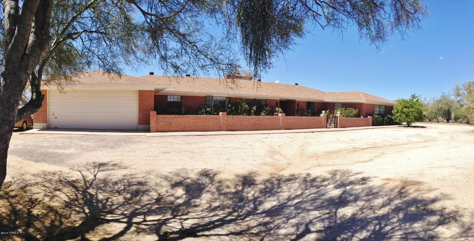 10151 N Orange Ranch Road, Tucson, AZ 85742