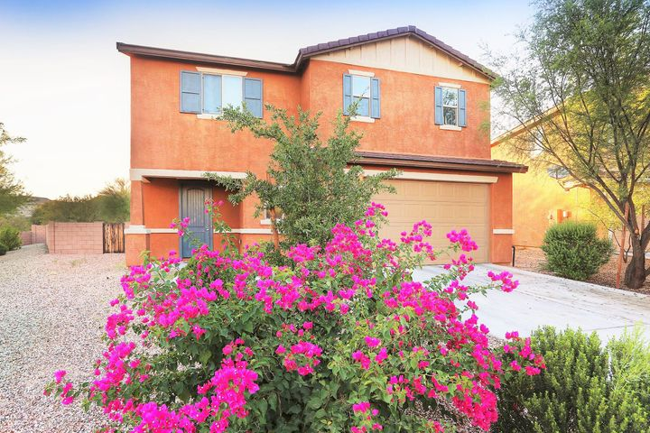 Great Curb appeal and mature low care landscape