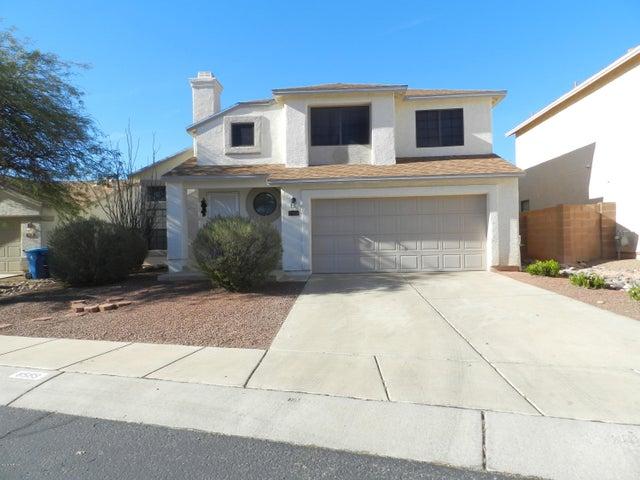 8569 N Winchester Creek Drive, Tucson, AZ 85742