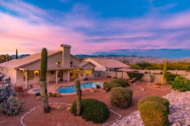 10930 E Feather Bush Drive, Tucson, AZ 85748