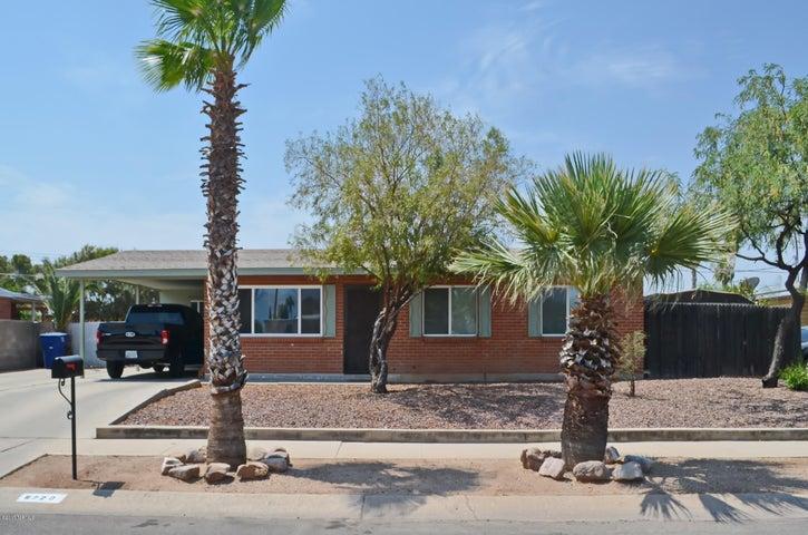 6720 E Nelson Drive, Tucson, AZ 85730