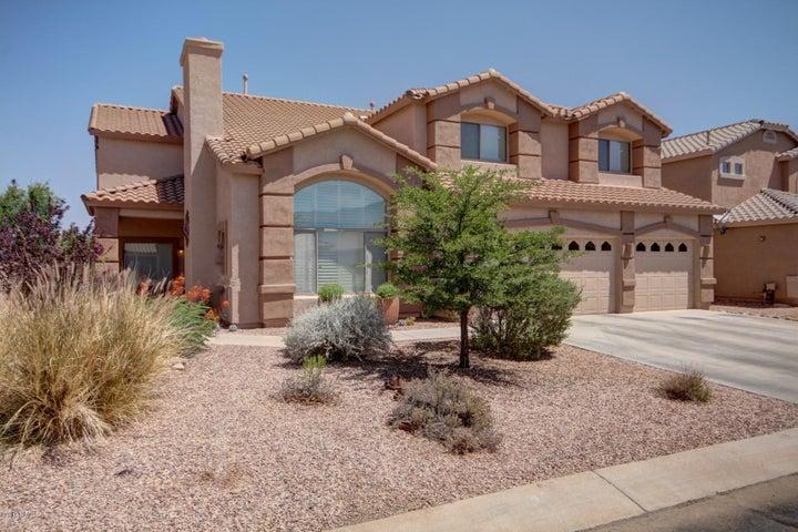 39268 S Mountain Shadow Drive, Tucson, AZ 85739