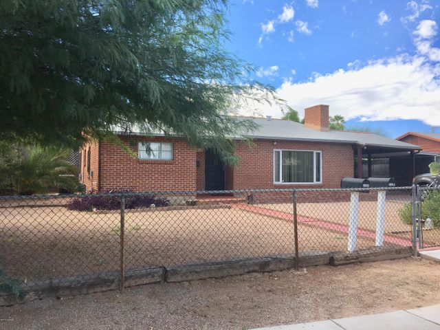 1148 E Hampton Street, Tucson, AZ 85719