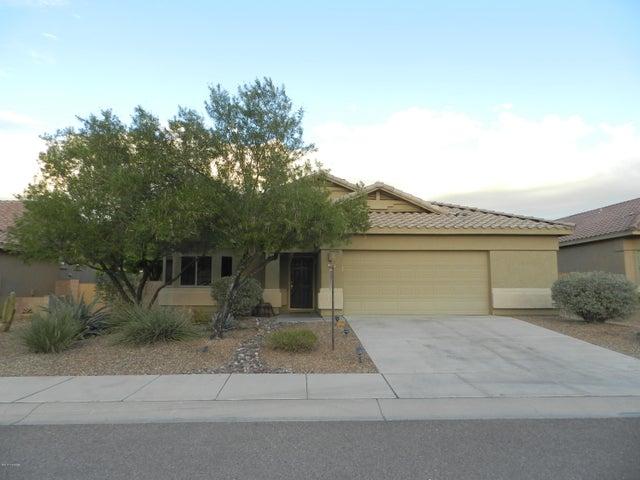 7926 N Iron Ridge Drive, Tucson, AZ 85743