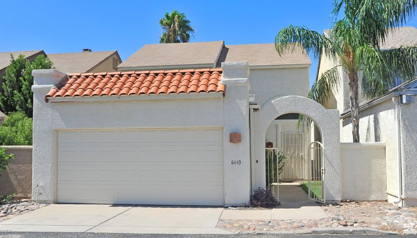 8643 N Lyra Lane, Tucson, AZ 85742