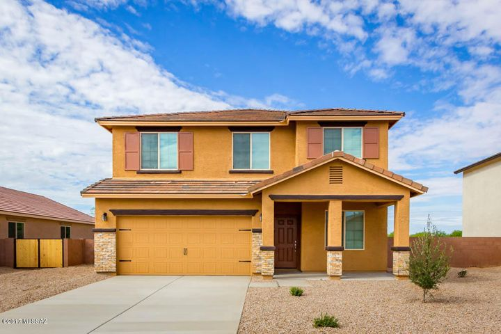 11547 W Fayes Glen Drive, Marana, AZ 85653