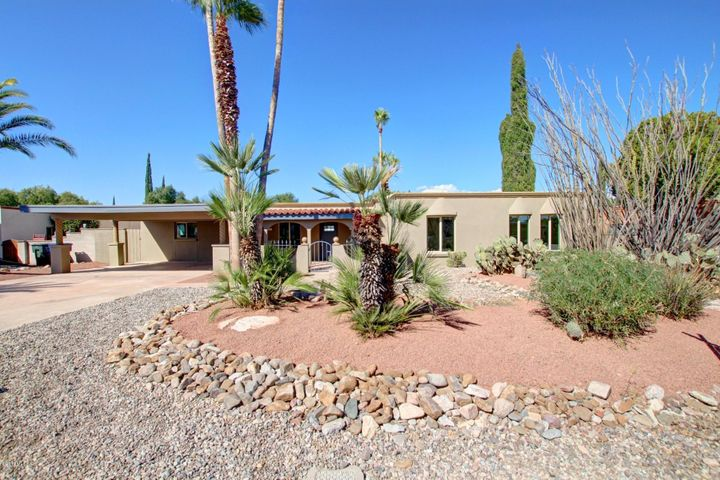 6821 E Edgemont Street, Tucson, AZ 85710