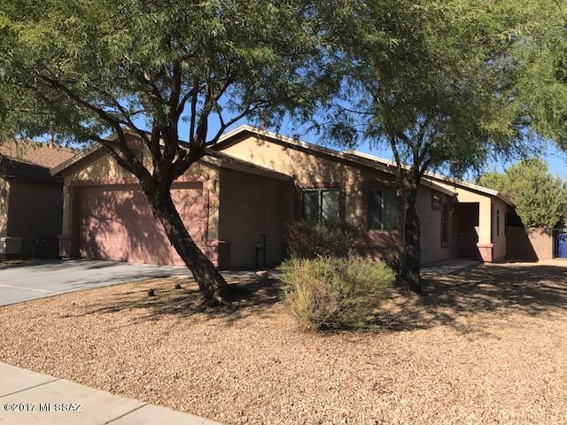 5921 E Franklin Tale Drive, Tucson, AZ 85756