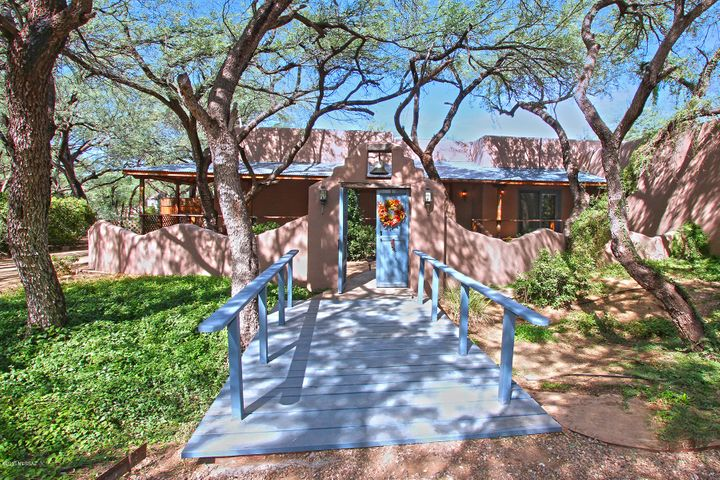 Inspired by the traditions of Spanish & Sante Fe architecture.