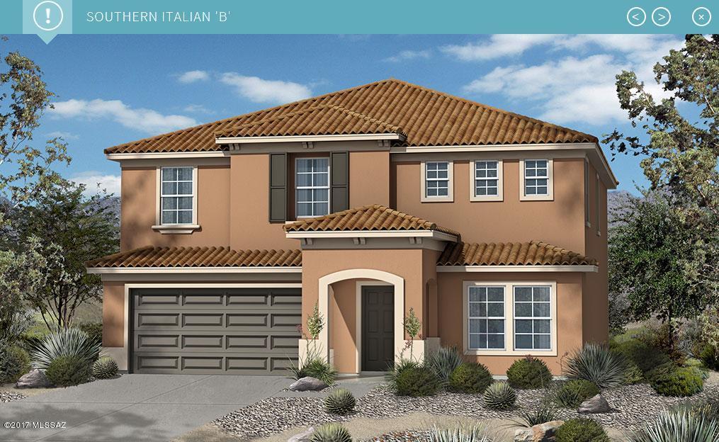 11727 W Boll Bloom Drive, Marana, AZ 85653