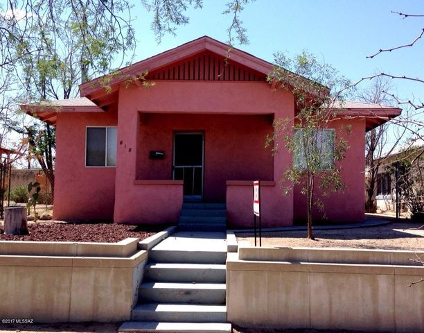 818 E 8th Street, Tucson, AZ 85719