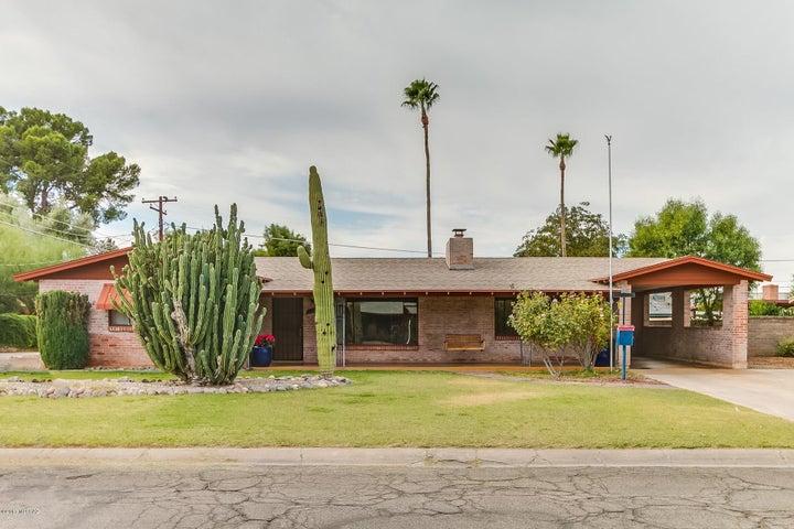 3501 N Fox Avenue, Tucson, AZ 85716