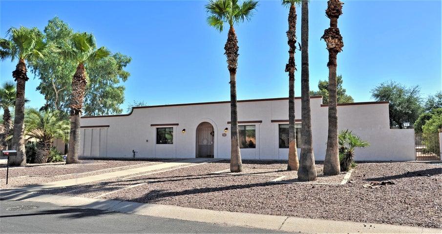 7022 E Hacienda Reposo, Tucson, AZ 85715