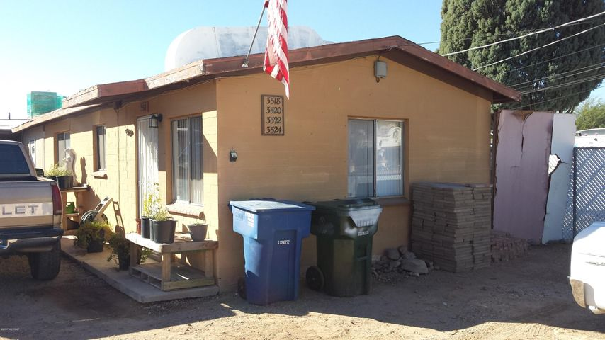 3518 E Bellevue Street, Tucson, AZ 85716