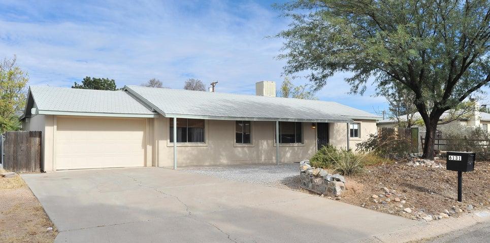 6131 E Juarez Street, Tucson, AZ 85711